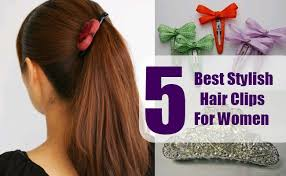 hair clip types 5 best stylish hair for women different types of hair