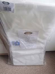 Obaby Crib Mattress Obaby Foam Crib Mattress 85 X 43 Cm New Uk Seller Uk Stock Ebay