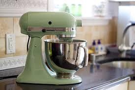 custom 50 kitchenaid pistachio stand mixer decorating inspiration