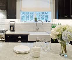 dining room concept pretty kitchen white quartz counter top