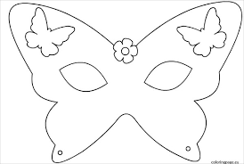 mask template 7 printable mask template free sle exle format