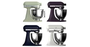 Kitchen Aid Mixer Colors by Kitchenaid Unveils Covetable New Colors At Housewares Show