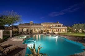 5 1 million santa barbara style estate in scottsdale az homes