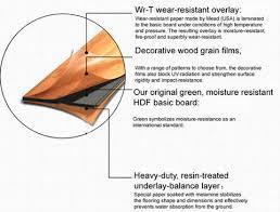 laminate flooring hdf glueless diy click sysem 6 7 8 10
