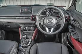 Mazda 3 Interior 2015 Mazda Cx 3 Review Auto Express