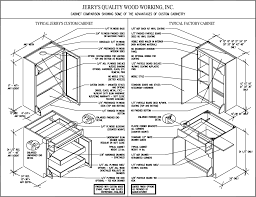 Kitchen Cabinet Drawer Construction by Kitchen Furniture Kitchen Cabinet Construction Details Free