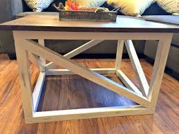 diy coffee table hometalk