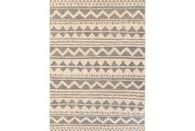96x132 rug kitano grey living spaces