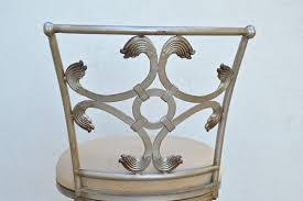 Metal Vanity Stool Diy Thrifted Vanity Chair Makeover Revamperate