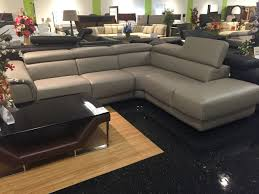Nicoletti Italian Leather Sofa Furniture Living Room Fur And Nicoletti Furniture