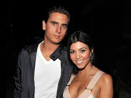 kourtney kardashian confronts scott disick about his girlfriends