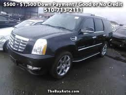 cadillac suv 2008 used 2008 cadillac escalade suv pricing for sale edmunds