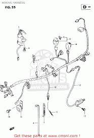 suzuki tu250x 1997 v e02 e04 e17 e24 e25 e34 e39 wiring