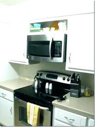 installing under cabinet microwave install microwave in cabinet allnetindia club