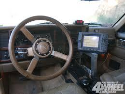 1988 jeep comanche interior jeep cherokee xj interior modifications pink cherokee xj s