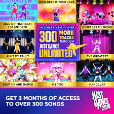 amazon com just dance 2018 playstation 4 video games