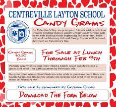 send a gram candy grams centreville layton school
