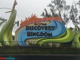 Six Flags Zoo Six Flags Discovery Kingdom The Joker Hard Hat Tour