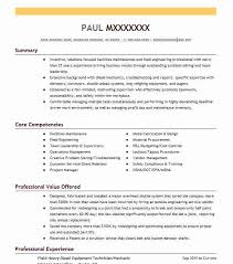 Professional Summary On Resume Examples by Best Field Technician Resume Example Livecareer
