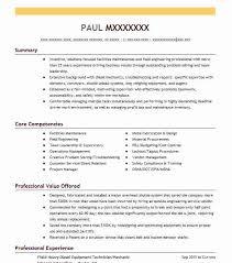 Boilermaker Resume Template Best Field Technician Resume Example Livecareer