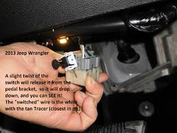 jeep wrangler dashboard lights 2013 jeep wrangler truck brake controller installation instructions