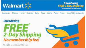 walmart reduces free 2 day shipping requirements news u0026 opinion