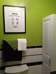 Bathroom Ideas Black And White Colors Best 25 Lime Green Bathrooms Ideas On Pinterest Green Painted
