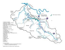 Map Of Franklin Tennessee by Harpeth River Blueway Harpeth Conservancy