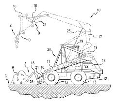 patent us6757992 skid steer loader bucket shaker google patents
