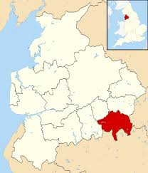 England On Map Rossendale Wikipedia