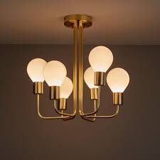 Modern Ceiling Lights by Gold Modern Ceiling Lighting Diy
