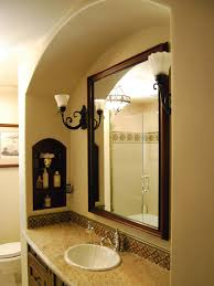 Spanish Style Bathroom by Photos Hgtv Spanish Style Master Bathroom Vanity Lighting Tsc