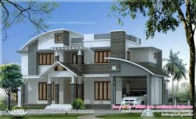 Home Design Engineer Arch Type 3 Storey Home Elevation Kerala Home Design And Floor