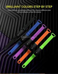 makibes m88 smart band purple