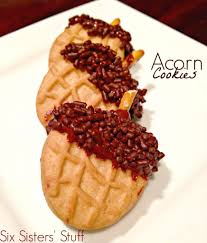 acorn cookies and smart cookie book review six stuff