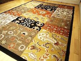 Shaped Area Rugs Flower Area Rug Funky Yellow Area Rugs The Color Of Thinkers