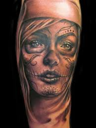 15 absolutely day of the dead tattoos tattoo com
