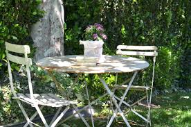 Vintage Bistro Chairs Garden Outdoor Creative Bistro Table And Chairs For Home