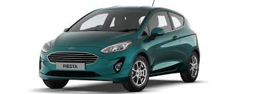 2017 ford fiesta colours guide and prices carwow