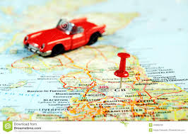 Britain Map Great Britain Map Pin Car Stock Photo Image Of Auto 44885538