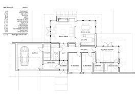 home design one story house plans with open floor basics