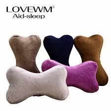 cuscino massaggiatore lovewm bone forma terapia torna cuscino viaggio cuscino
