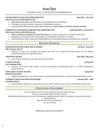 Teacher Resume Examples 2013 by Special Education Teacher Resume Math Language Arts
