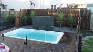 Hidden Patio Pool Cost by Swim Spas Plunge Pools Spa Pools Swimming Pools Portable Spa Pool