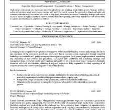 download construction project manager resume examples
