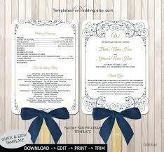 wedding program fan template wedding program fan template fan wedding program template printable