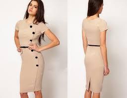 turmec knee length short sleeve dresses for women