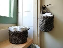 Hanging Baskets For Bathroom Storage Bathroom Hanging Baskets Easywash Club