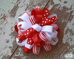 how to make hair bow how to make a flower loop hair bow the ribbon retreat