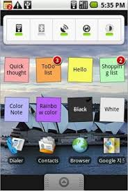 android notepad colornote free android notepad app technogadge